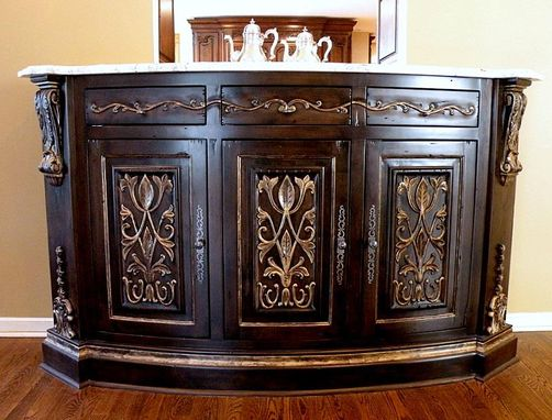 Custom Made Fine Wood Furniture