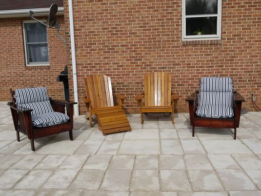 Custom Made Big Boy Chairs & Morris Chairs