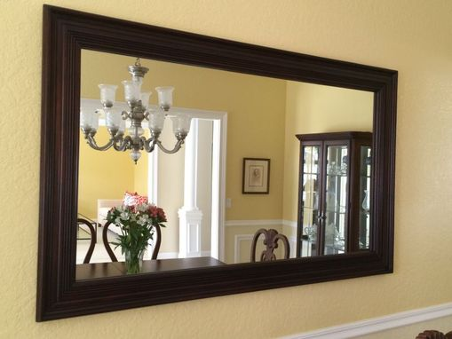 Custom Made Decorative Mirror