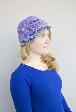 Custom Made Crocheted Hat