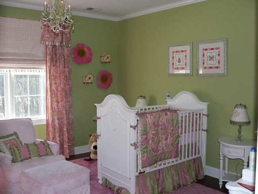 Custom Made Custom Nursery Designed To Grow