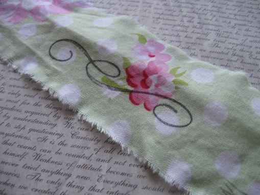 Custom Made Decorative Trim For Sewing Projects - Scrapbooking