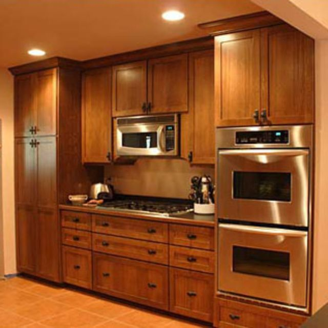 Custom Quarter Sawn Oak Kitchen By Peabody Enterprises Inc Custommade