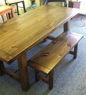 Custom Made (Sold) Dining Table