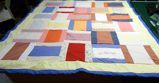 Custom Made Spring Time Memory Quilts