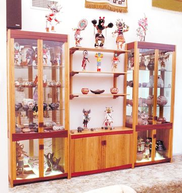 Custom Made Display Wall Unit