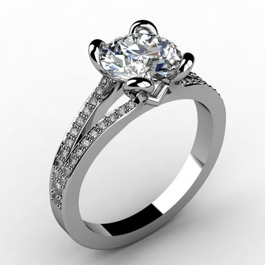 Custom Made Engagement Rings- Love Wins!