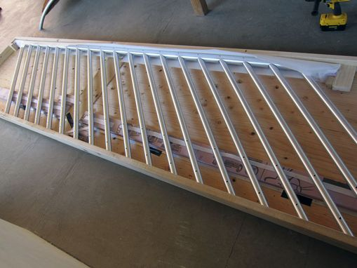 Custom Made Aluminum Handrail