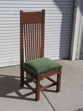 Custom Made Prairie Dining Chair