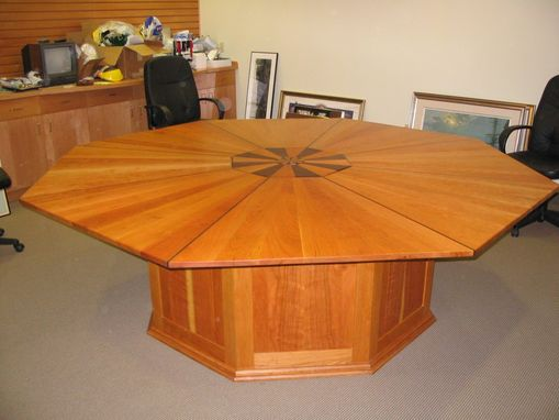 Custom Made Conferance Table