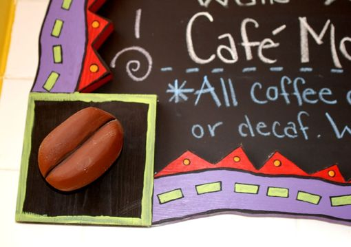 Custom Made Restaurant Style Menus & Chalkboards