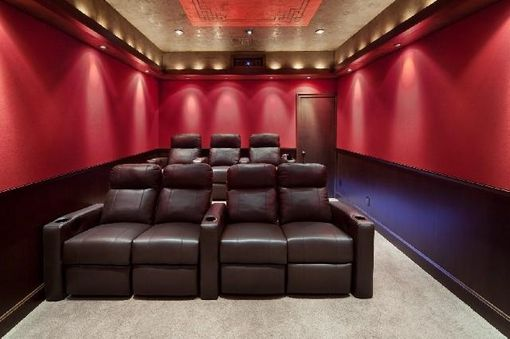 Custom Made Dedicated Home Theater