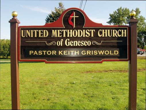 Hand Crafted Church Signs By Signlanguage Inc