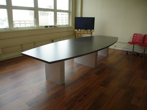 Custom Made Conference Table.