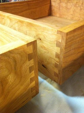 Custom Made Dovetail Drawers