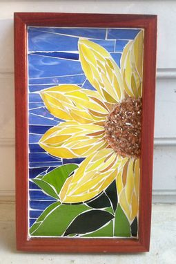 Custom Made Stained Glass Mosaic