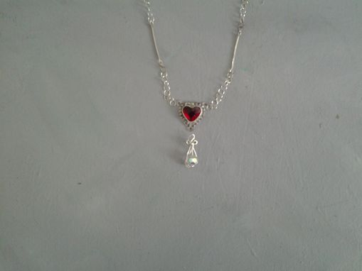 Custom Made Heart Necklace