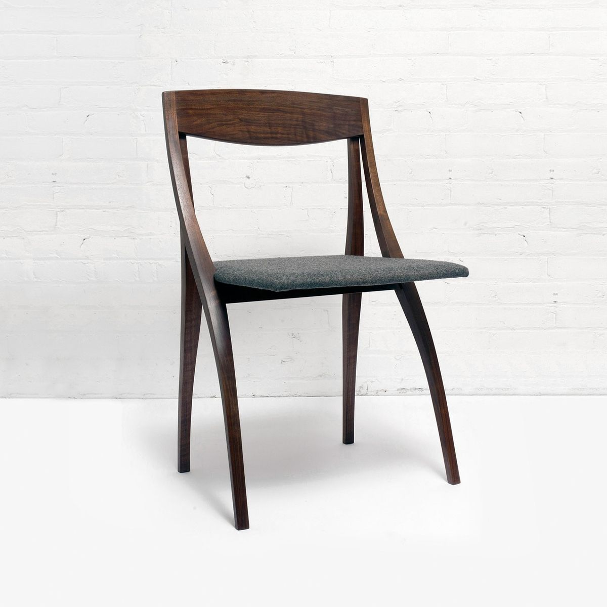 Fine Dining Chairs: Hand Crafted Dining Chair No. 4 By Reed Hansuld Fine