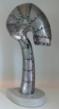 Custom Made Abstract Sculpture