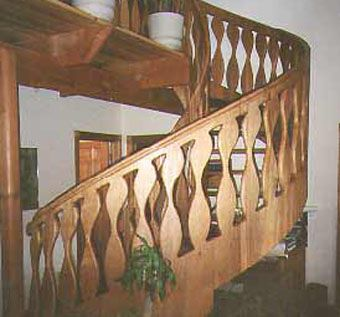 Custom Made Custom Stairs And Staircases
