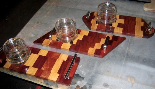 Custom Made Cheeze Serving Trays