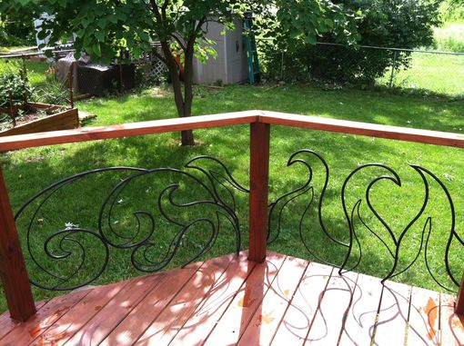 Custom Made Deck Panels