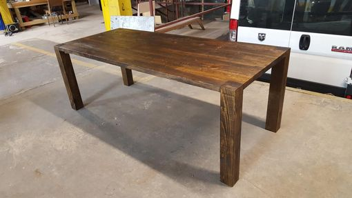 Custom Made Modern Farm House Table
