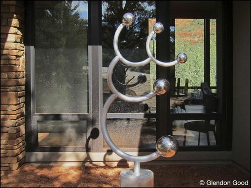 Custom Made Interactive Kinetic Sculpture