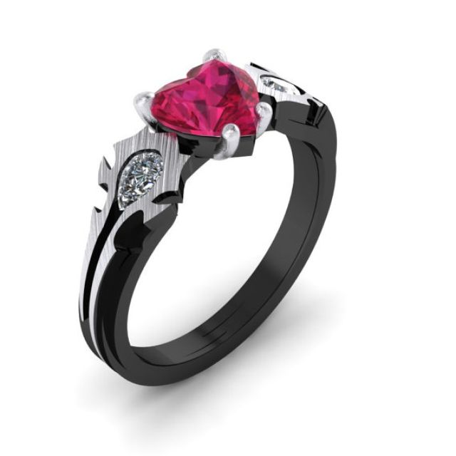 rings engagement anime ring trends pokemon wedding inspired
