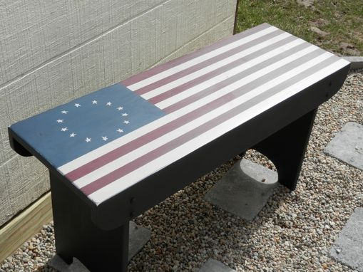 Custom Made 3 Foot Bench