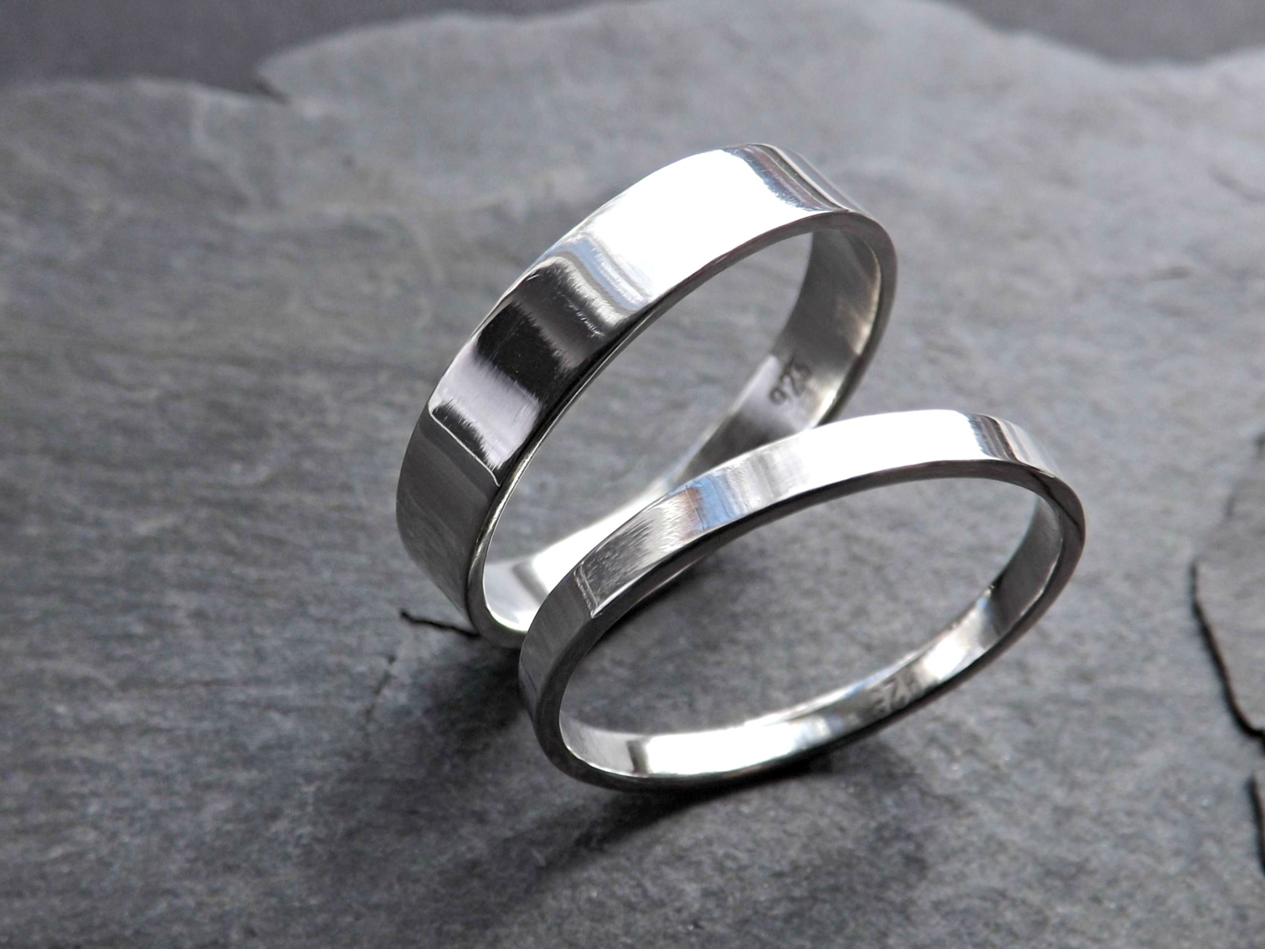rings matching white of jewellery gold lovely best wedding steel titanium