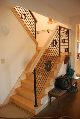 Custom Made Blue Ridge Railing- Roanoke Virginia