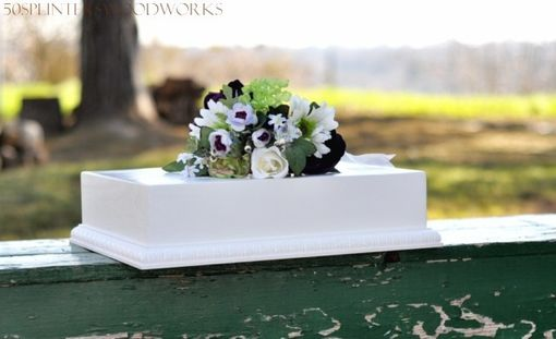 Custom Made Wedding Cake Stand