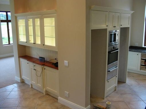 Custom Made Painted Kitchen Units