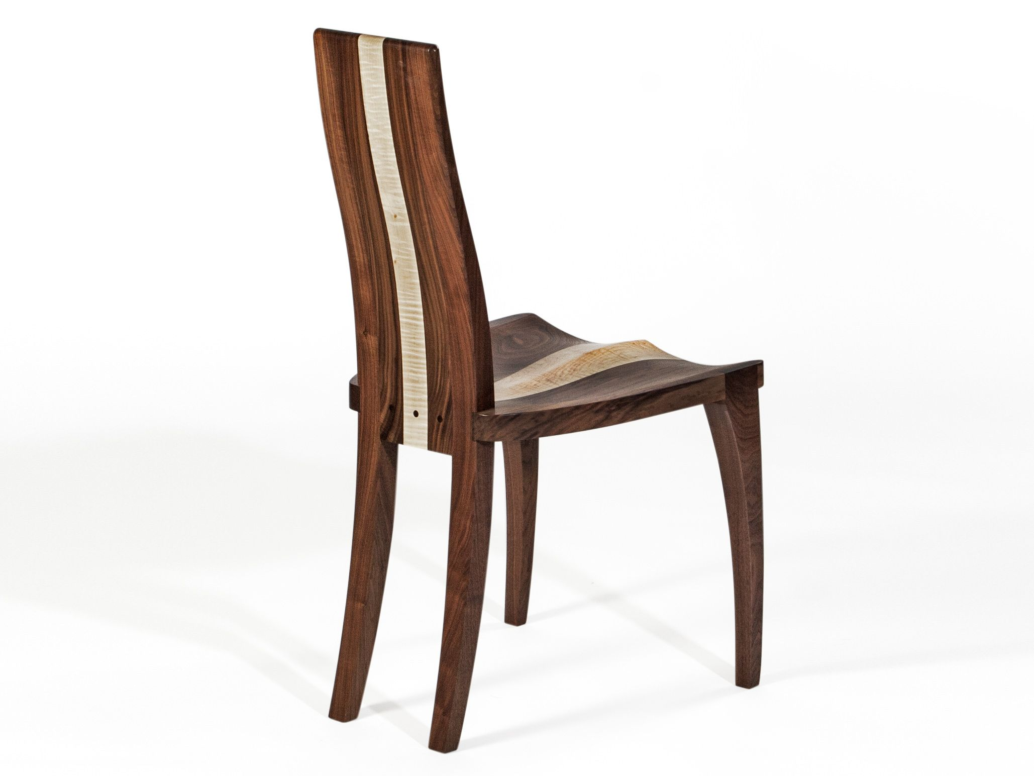 Custom Made Dining Chairs Modern, Solid Wood, Handmade ...