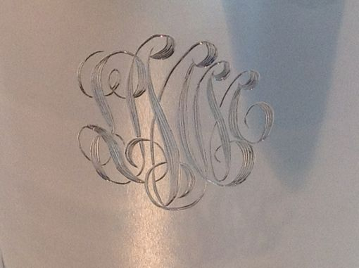 Custom Made Hand Engraving