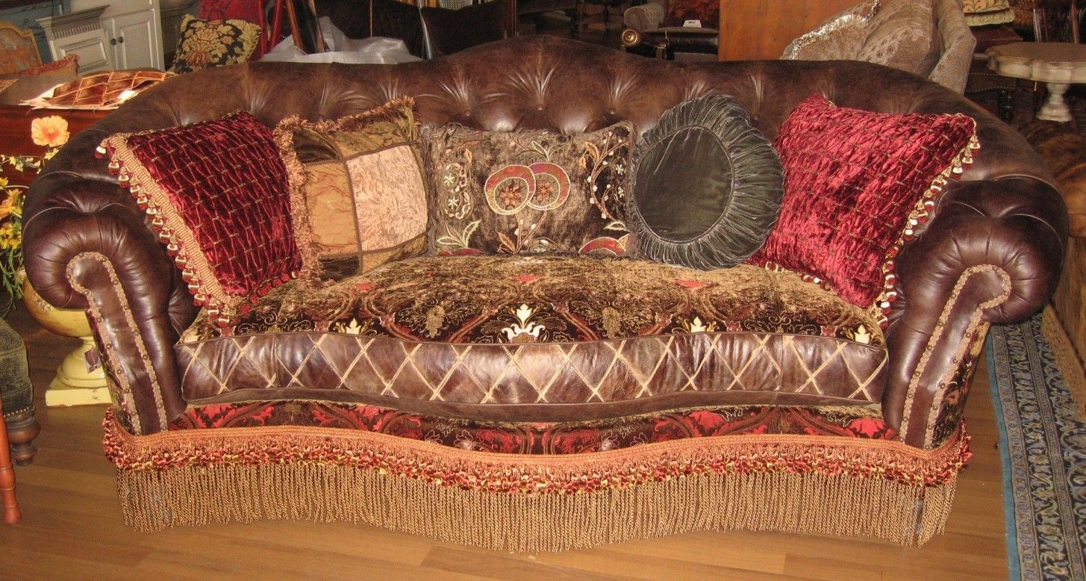hand made luxury sofa high style furniture by ttt llc. Black Bedroom Furniture Sets. Home Design Ideas