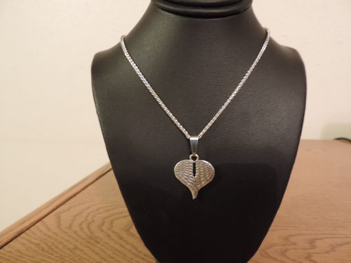 Custom Made Sterling Silver Angel Wings