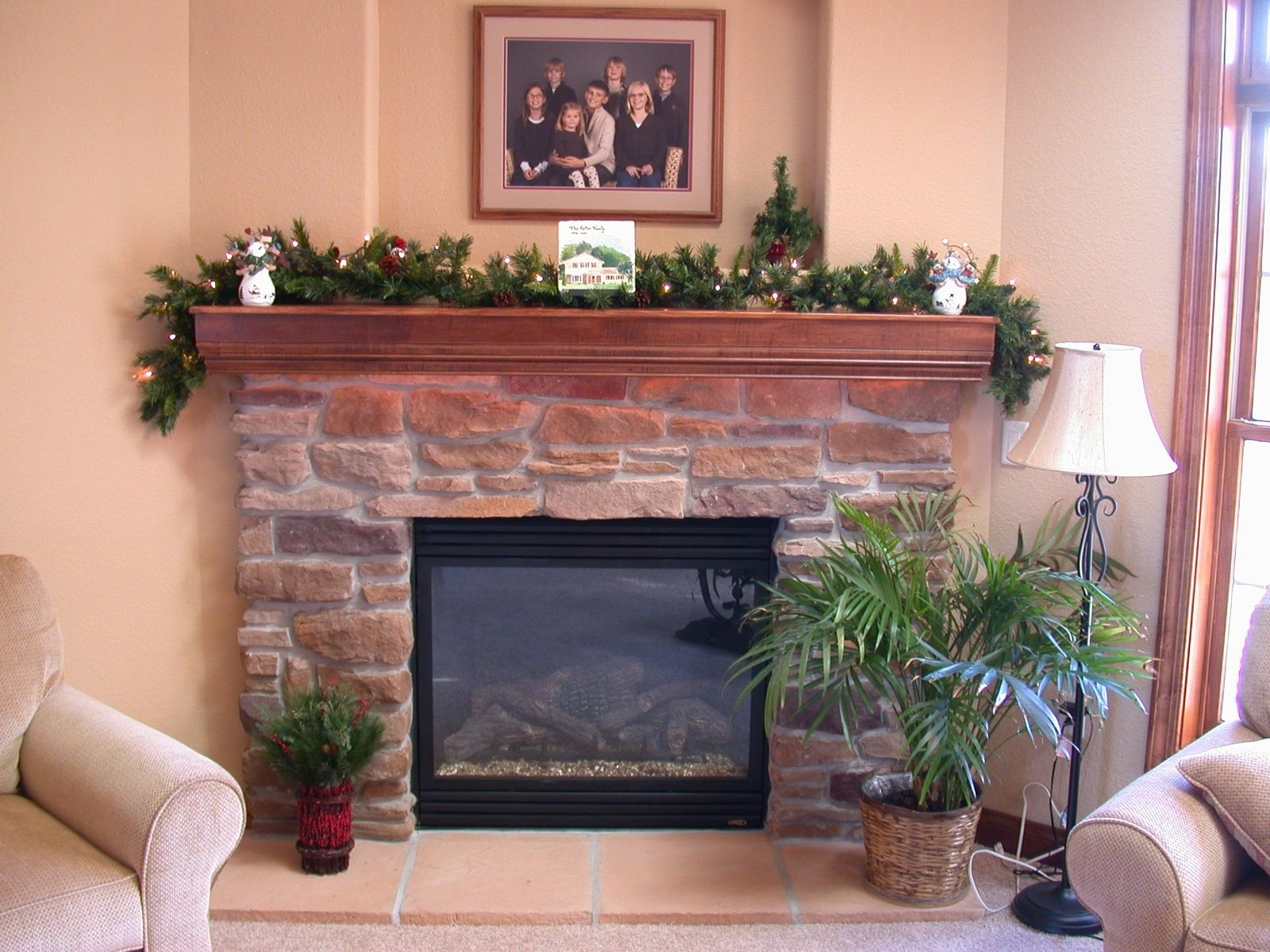 Hand made fireplace mantel under lit by puzzleworks llc custom made fireplace mantel under lit teraionfo