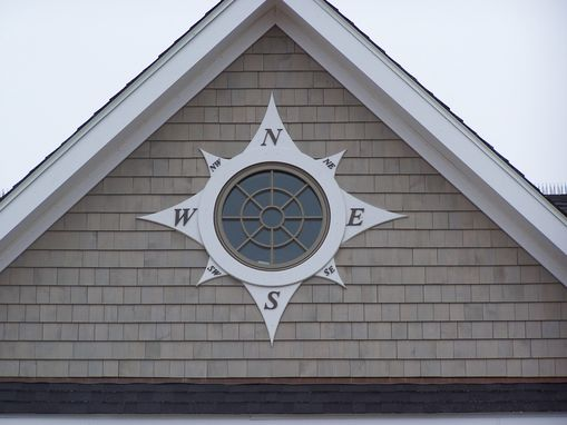 Custom Made Compass Rose