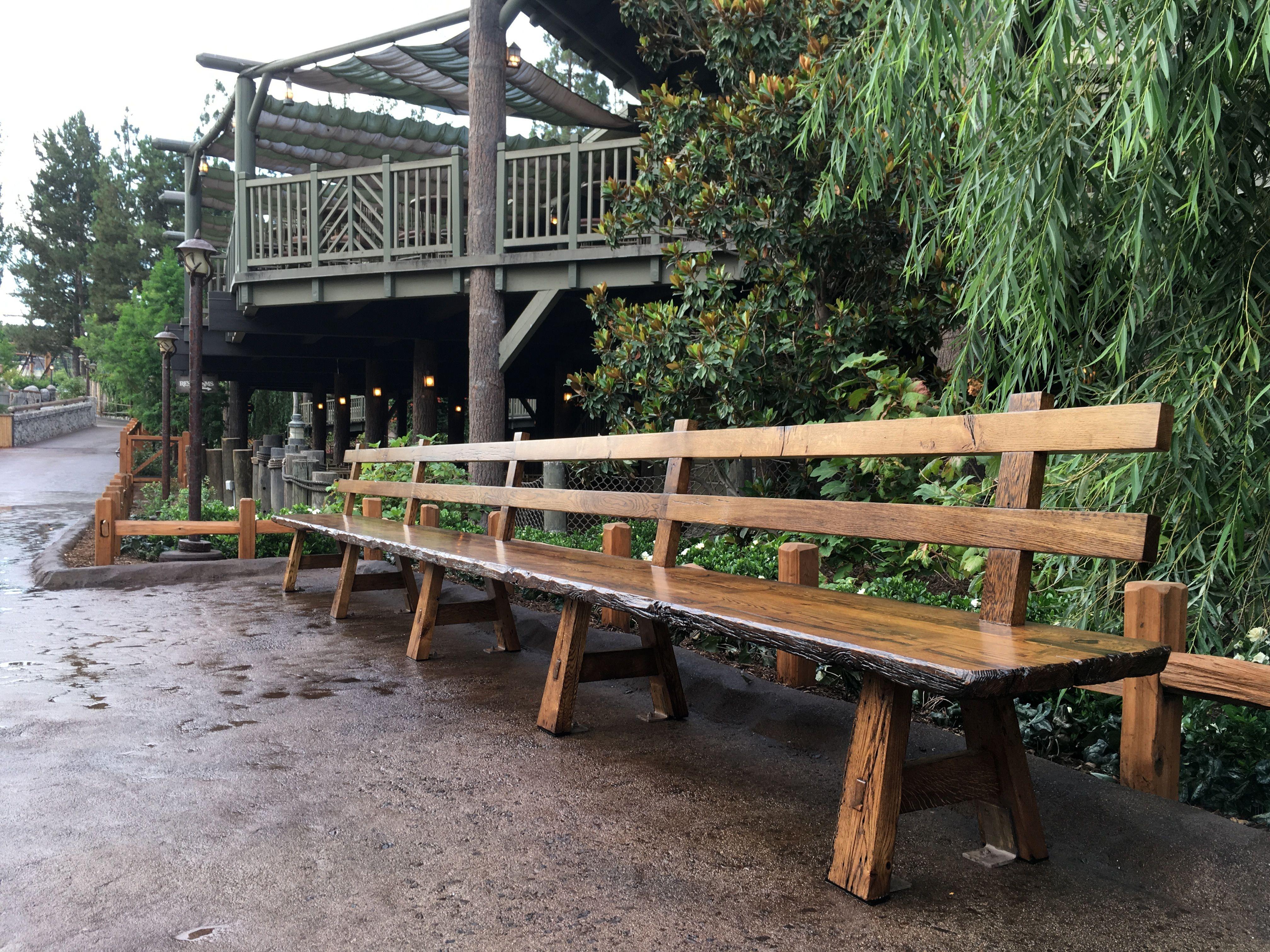Strange Custom Rustic Barnwood Bench With Back Rest 20 Long By Ibusinesslaw Wood Chair Design Ideas Ibusinesslaworg