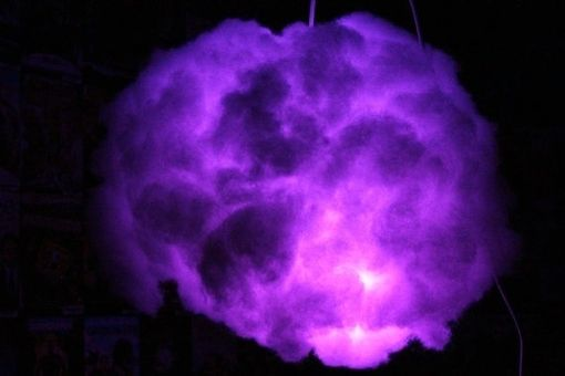 Custom Made Color Changing Cloud Light (12'' With Remote)