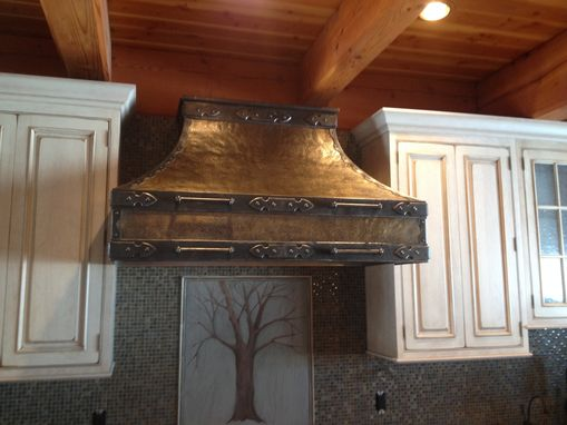 Custom Made Kitchen Hood