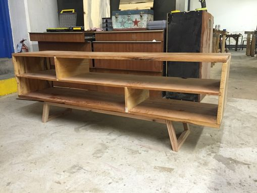 Custom Made Mid Century Media Tv Stand