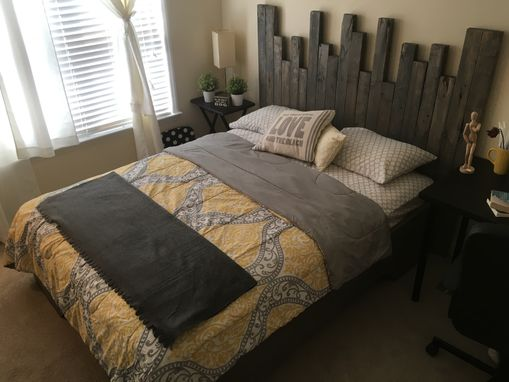 Custom Made Rustic Queen Size Bed
