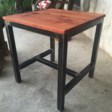 Custom Made Square End Tables