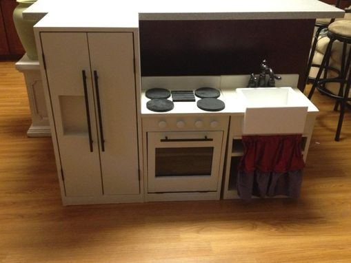 Custom Made Play Kitchen