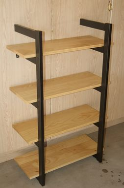Custom Made Shelves