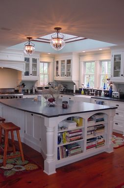 Custom Made Open Kitchen