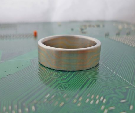 Custom Made Circuit Board Band